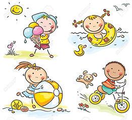 31908231-verano-actividades-de-los-niños