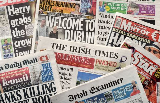 Call for action - 3 days left for public consultation on Irish media - 8th Jan deadline📢