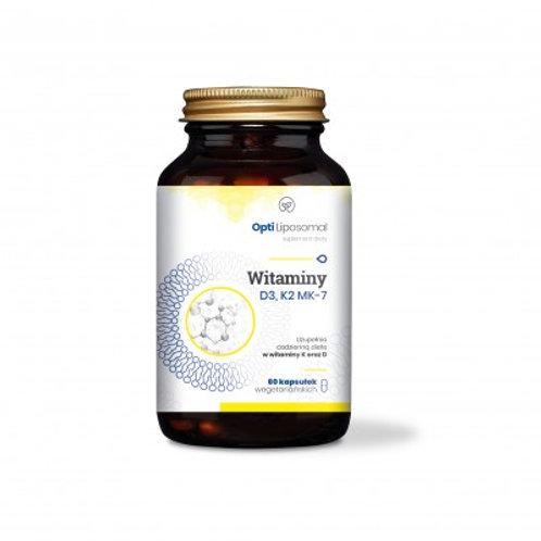 Opti Liposomal D3,K2-MK7