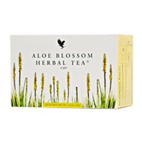 Aloe Blossom Herbal Tea for weight loss 25 bags