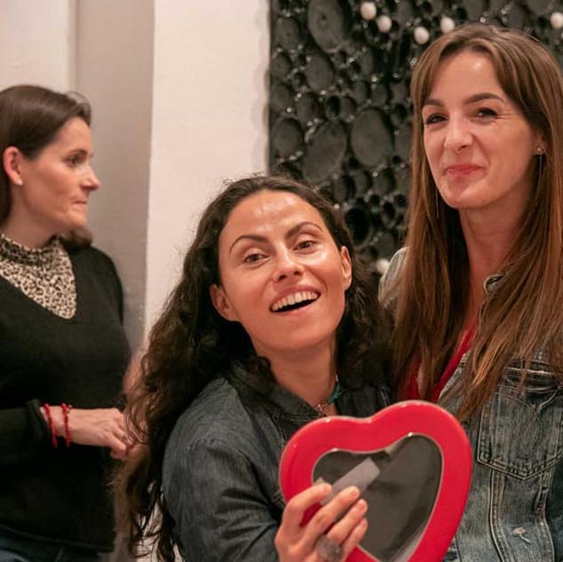 Ladies Night Ecstasy w In-spre Galerie Dublin