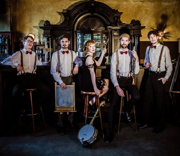 Rufus Temple Orchestra