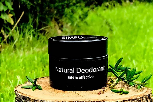 SIMPLÍ botanicals Natural Deodorant Cream