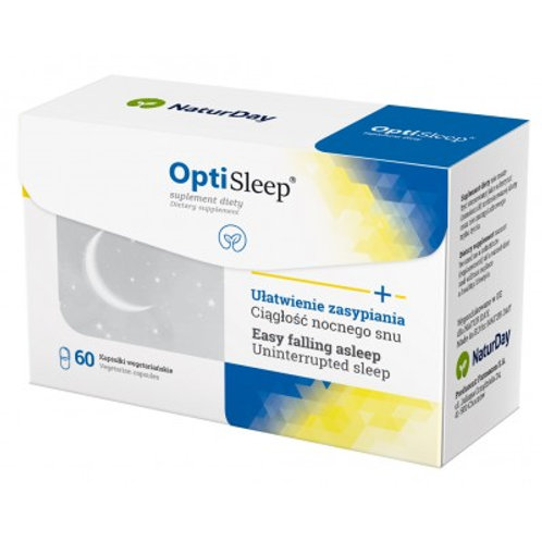 OptiSleep Spirulina
