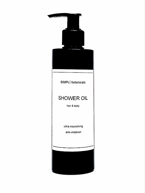SIMPLÍ botanicals Shower Oil hair 'n body