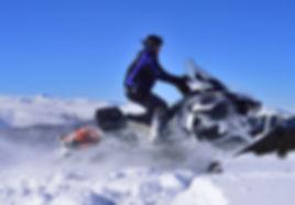 Прокат снегоходов и снегоходные туры