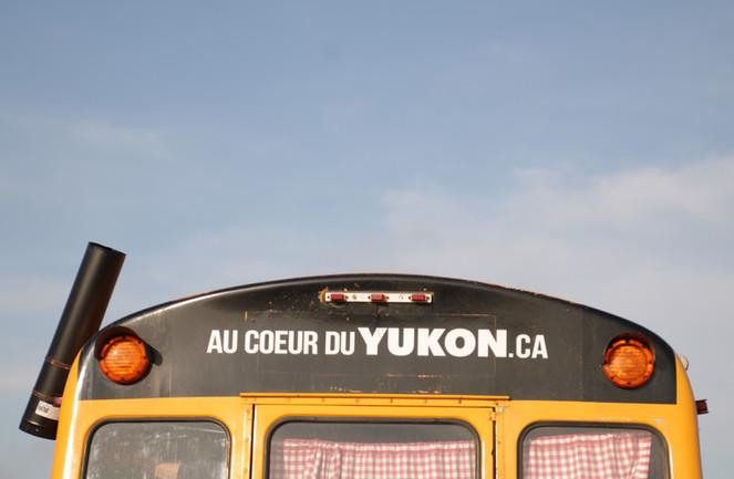 Un homme, son bus, sa maison !