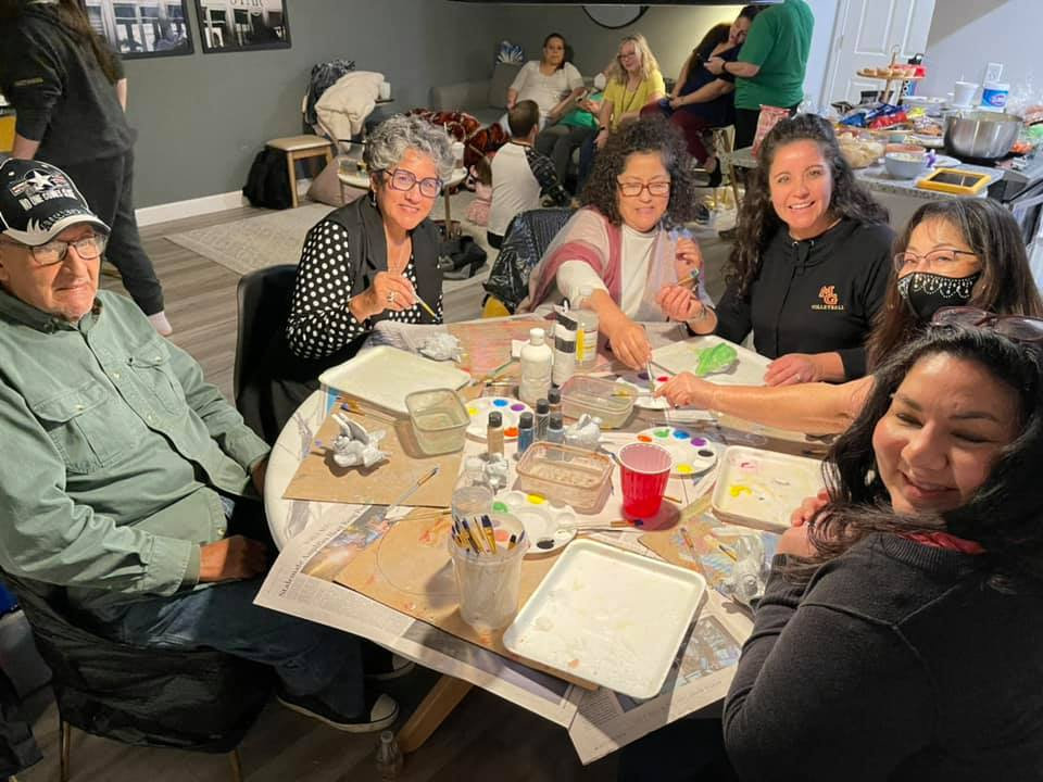 Adult Art Parties with Ms. Casiano