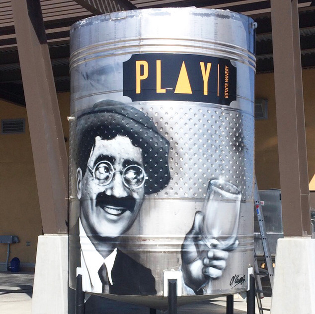 Play Estate Winery (2018)