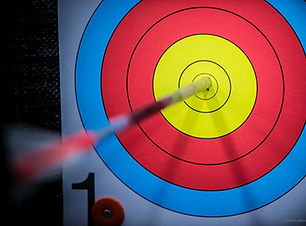 Archery at Endorphin Factory located in Dallas/Arlington/ Ft. Worth