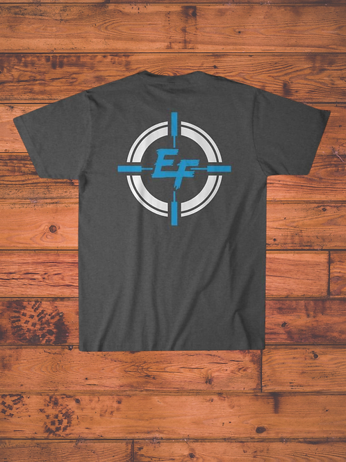 EF Target Brand Shirt Heather Grey