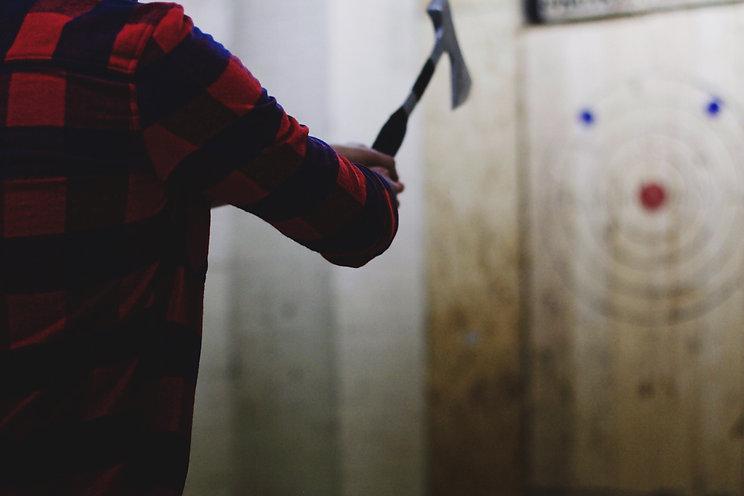 Lumberjacking in Toronto.JPG