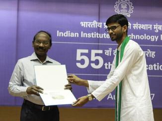 ISRO Director K. Sivan