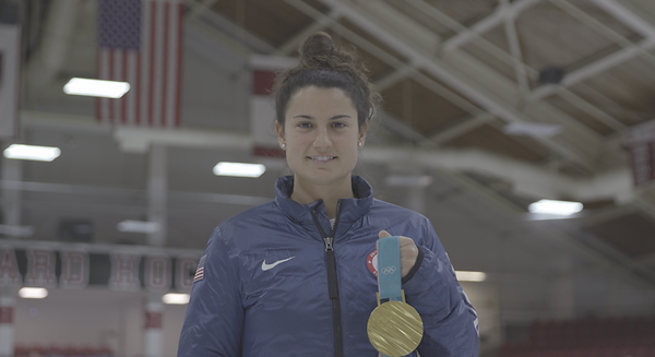 Pelkey on Ice with Medal.png