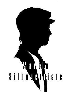 La Silhouette, animation qui à du cachet... Un autoportrait de l'artiste Silhouettiste