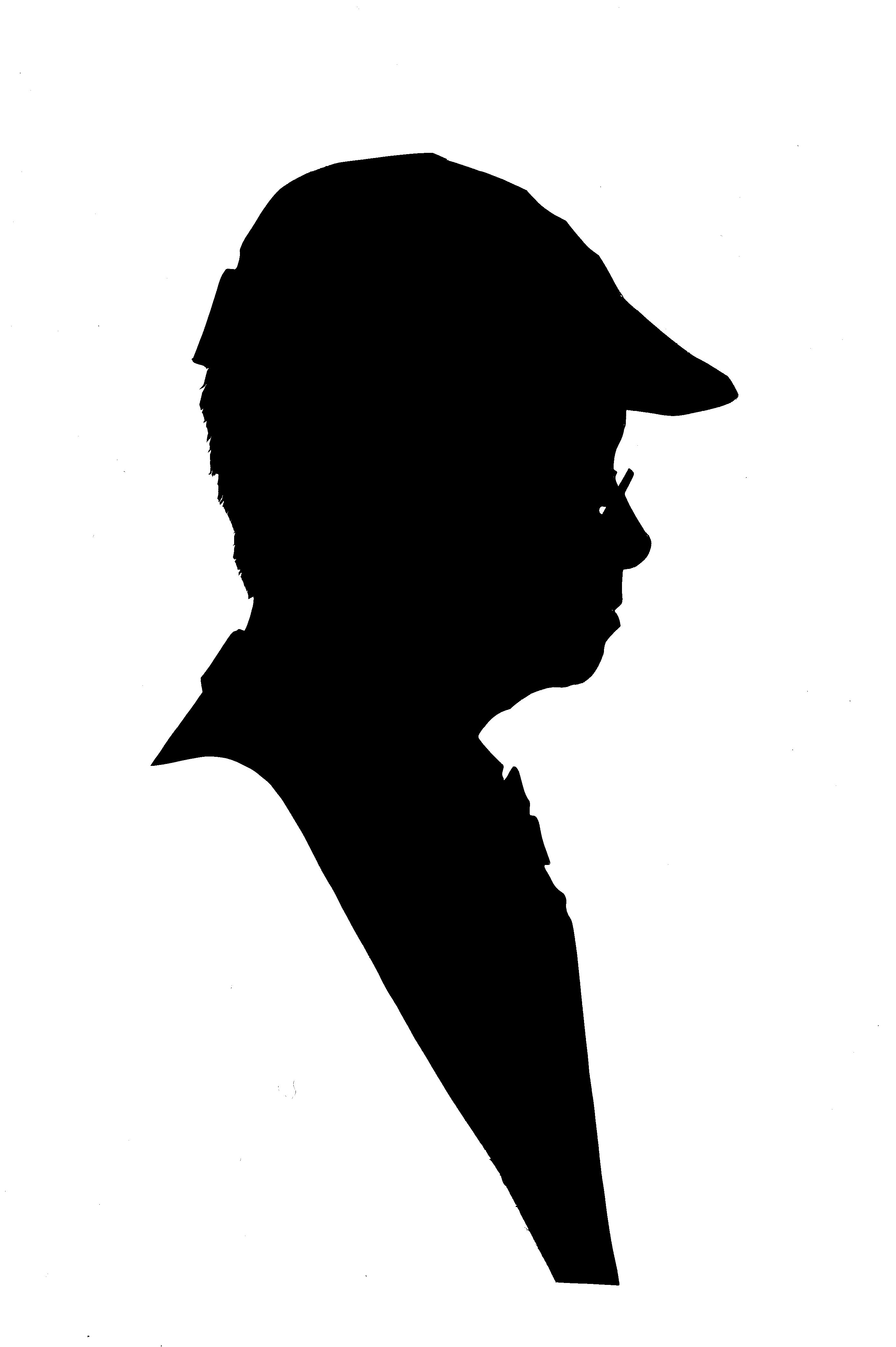 Silhouette d'Homme