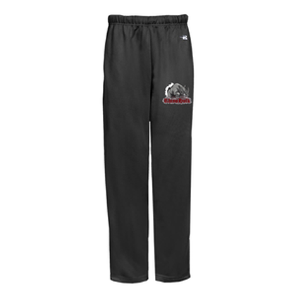 Badger Adult & Youth Performance Open Bottom Pant