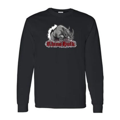 Gildan Adult & Youth Heavy Cotton 100% Cotton Long Sleeve T-Shirt