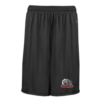 Badger Adult & Youth B-Core Pocketed 10 Inch Short