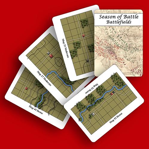 Season of Battle Campaign Card Deck