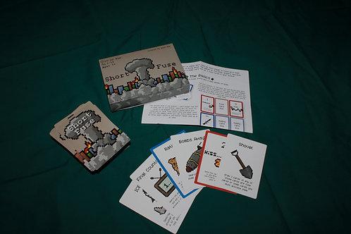 Short Fuse Card Game