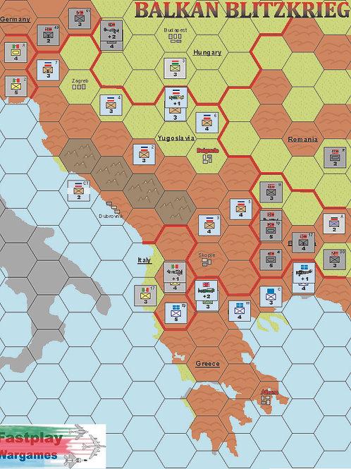 Balkan Blitzkrieg PDF