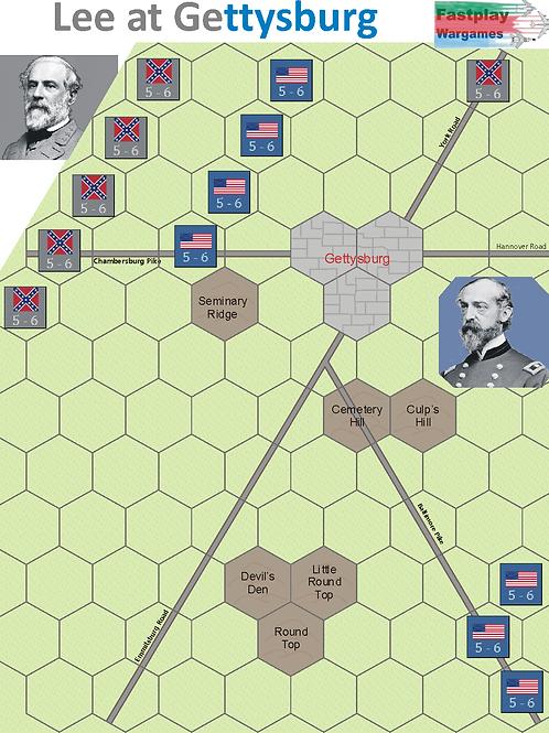 Lee at Gettysburg PDF