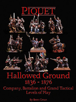 Hallowed Ground Second Edition