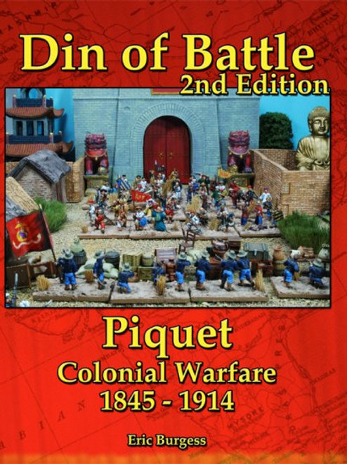 Din of Battle 2nd Edition