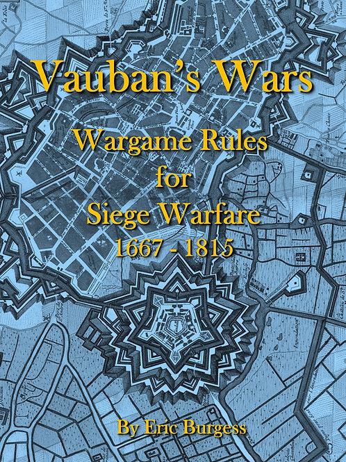 Vauban's Wars