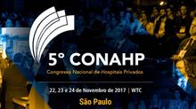 PRC é patrocinador oficial da CONAHP 2017