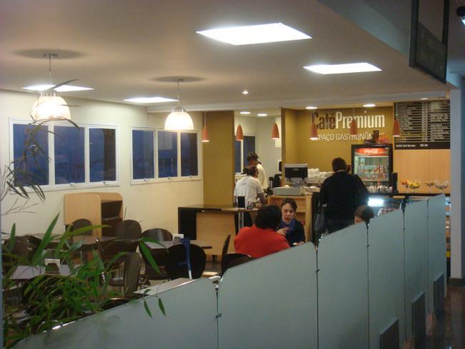 Lanchonete ICr 2010