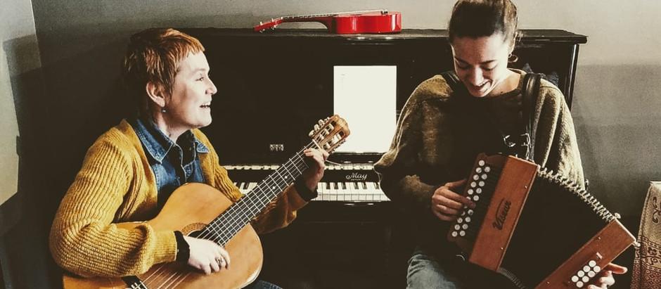 Een lied als drager van leed, persoonlijk en toch universeel -  oktober 2020