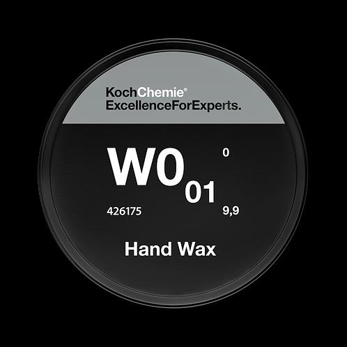 Hand Wax W0.01