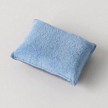 Microfibre hand polishing pad