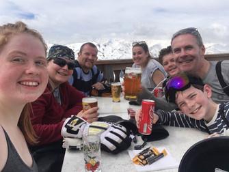 Company ski trip 2017 Valmienier