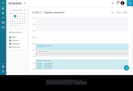 MINDBODY Salon