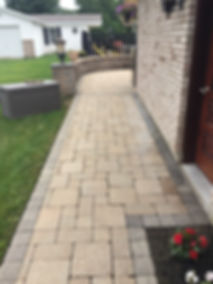 Paver Cleaning Albany NY