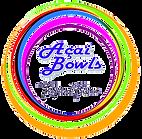 Acai bowls gulf breeze florida logo
