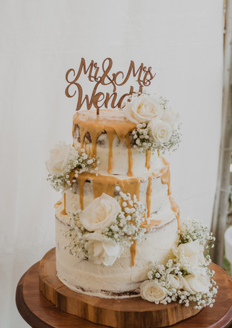 J&L Wedding Cake Videography