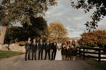 Bridal Party At The Red Barn.jpg
