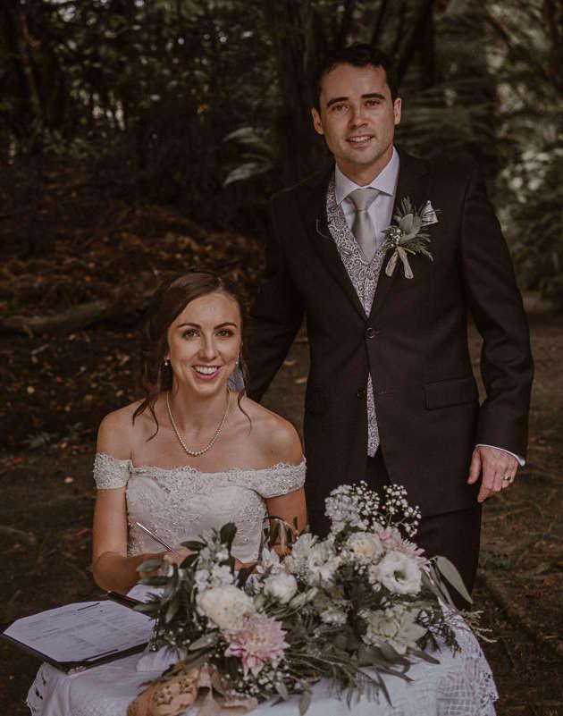 Videographer- Ben - At Wedding