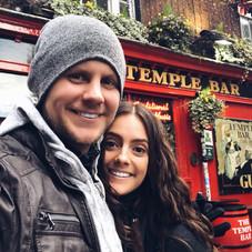 Me and Danie did Dublin.