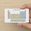 Thumbnail: SciSoc Business Card