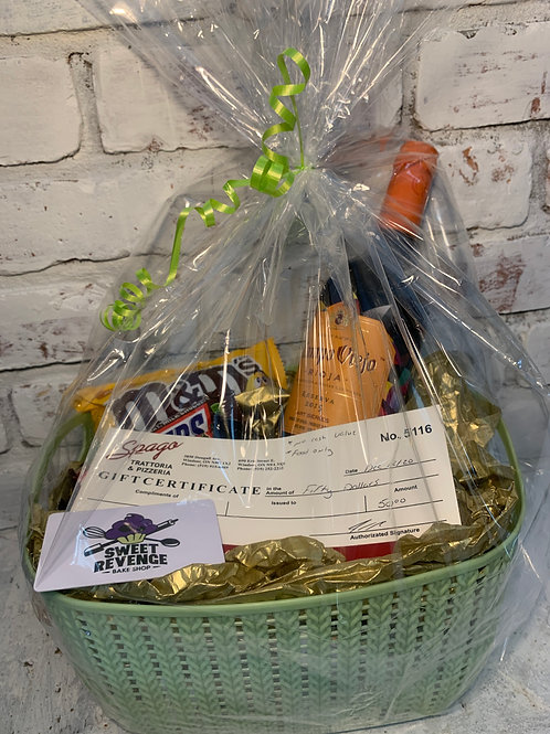 Night Out Basket