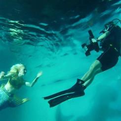 Mermaids - Underwater Shoot