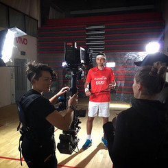 Red Bull Commercial - starring 2017 Squash world champion Mohamed El Shorbagy