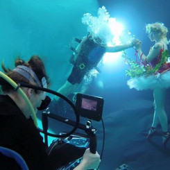 Underwater Dance - Short Music Film