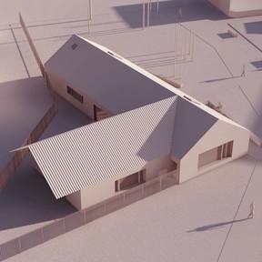 Construction d'un Equipement Jeunesse à Marcheprime Baudrimont Benais Architectes Associés