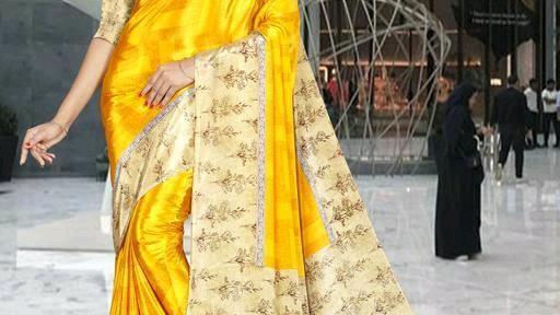 Aakarsha Refined Crepe Sarees